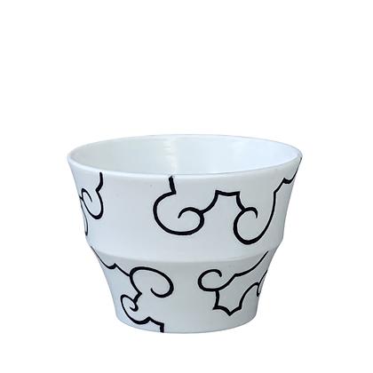 Translucent Cloud Cup // Black / #35