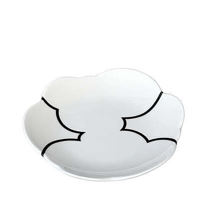 Cloud Plate / SMALL // Black