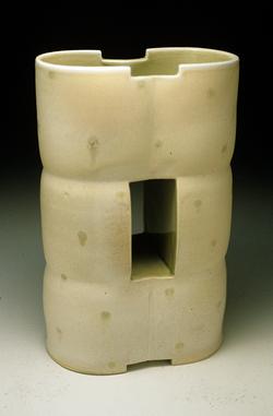 """Void Vase, 2004, h 14"""""""