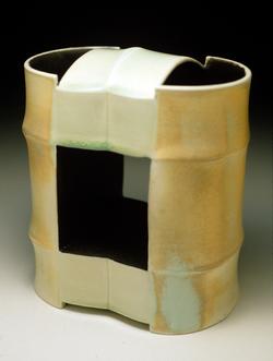 """Void Vase, 2004, h 13"""""""