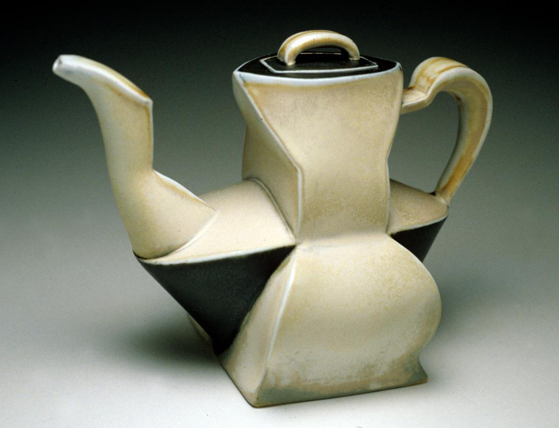 """Teapot, 2006, h 8"""""""