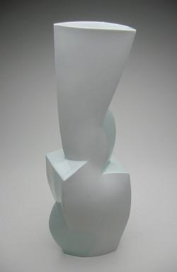 "Vase, 2005, h 14"""