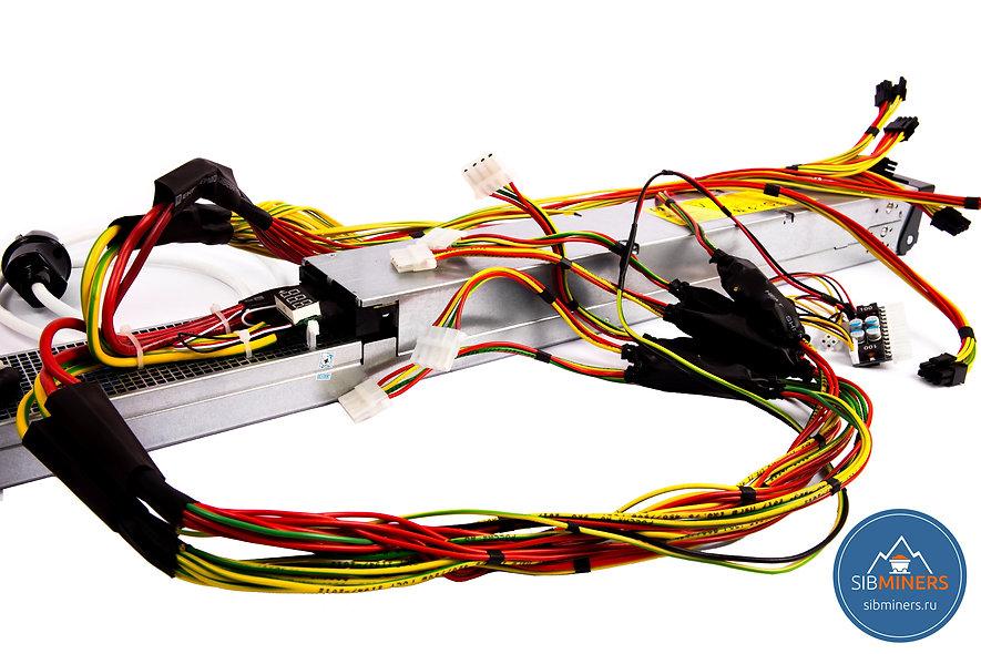 Серверный блок питания HP POWER SUPPLY HSTNS-PR16 2450W 80PLUS Platinum
