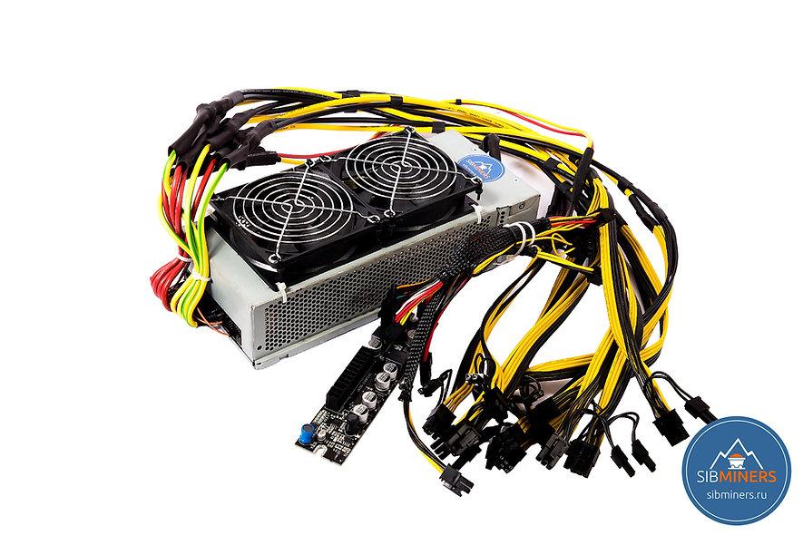 Серверный блок питания IBM BladeCenter DPS-2000BB 2000W 80PLUS GOLD