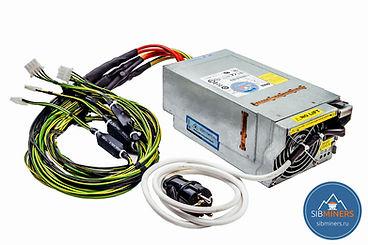 серверный блок питания для асика S9 M3 L