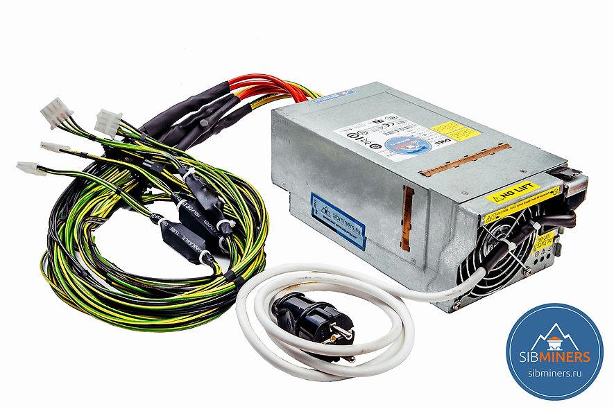 Серверный блок питания DELL AHF-2DC-2100w 2100W
