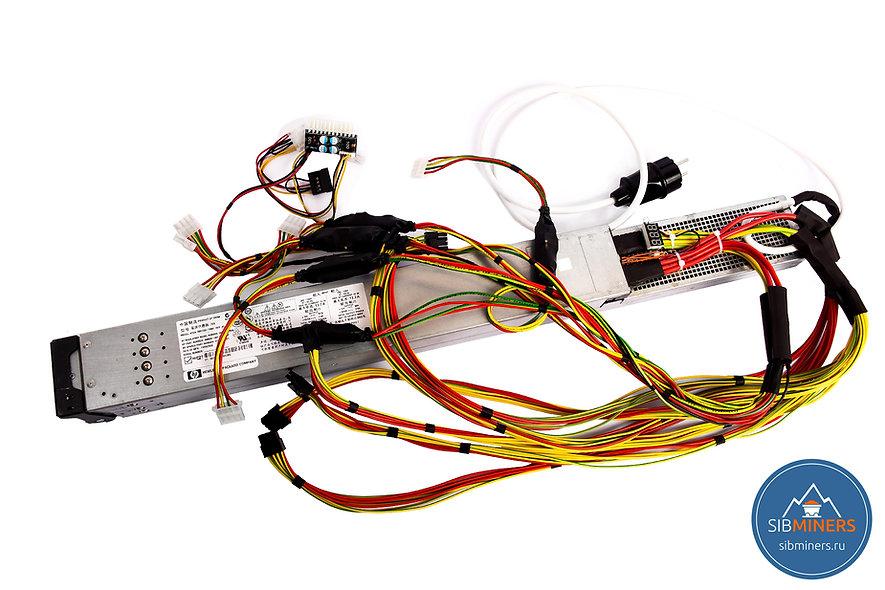 Серверный блок питания HP POWER SUPPLY HSTNS-PR16 2250W
