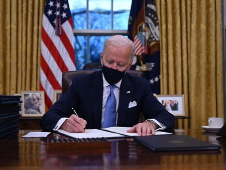 Biden's Presidency So Far