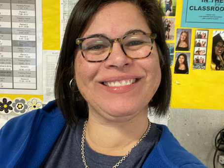 Teacher Spotlight: Ms. Parks