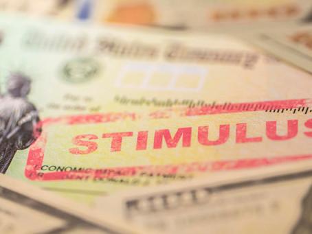 $1,400 New Stimulus Check