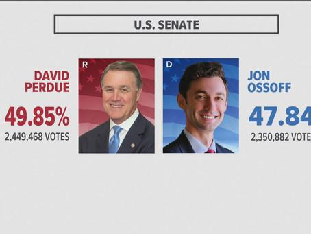 Georgia Senate Election