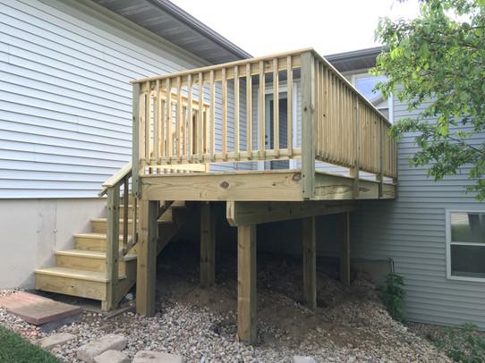 South Madison Deck