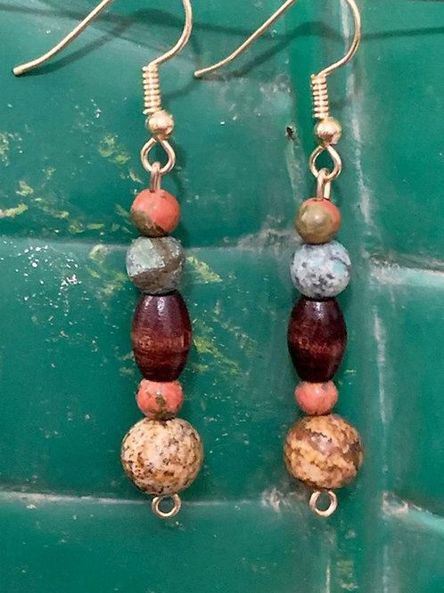 Nui Design Honua Earrings