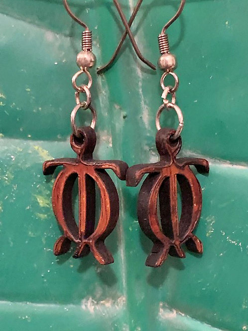 Nui Design Honu Earrings