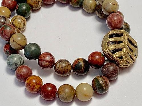 Nui Design Anuenue Bracelet (Rainbow)