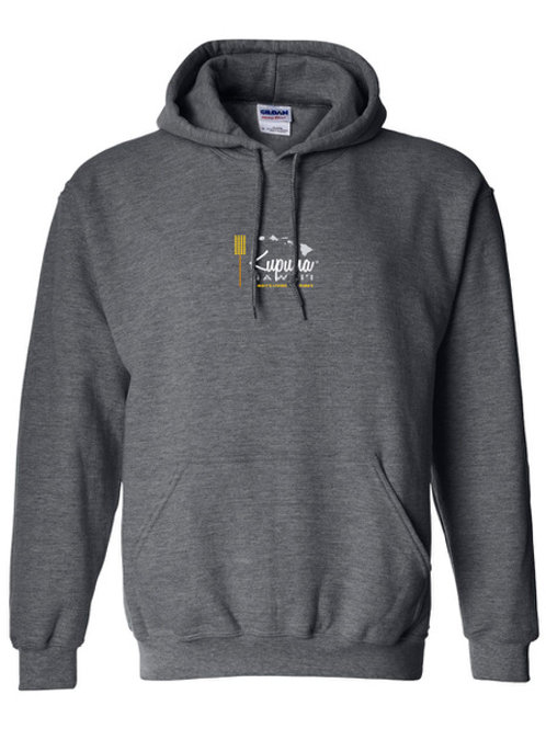 Kupuna Fleece Hooded Sweats