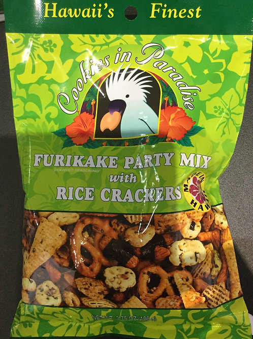 2-Furikake Party Mix 8oz. Bag