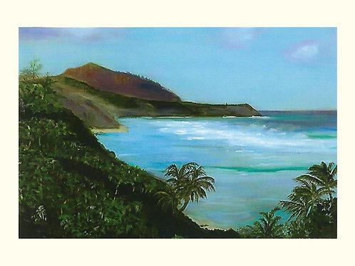 Pi'ilaa Beach