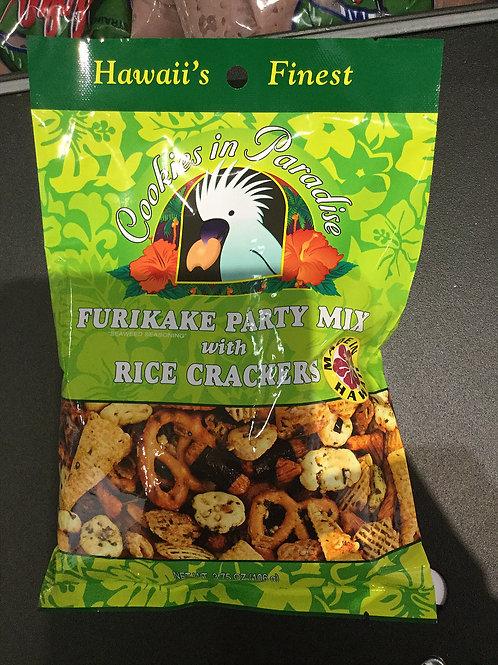 Furikake Party Mix - Bag of 5