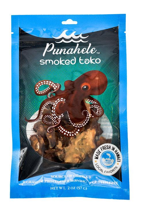 Smoked Tako