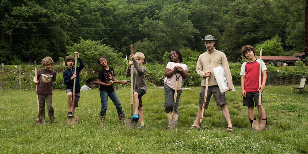 Sold out! Family Foraging Walk at Timpson Creek Farm