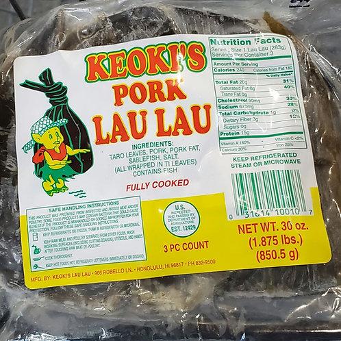 Pork Lau Lau