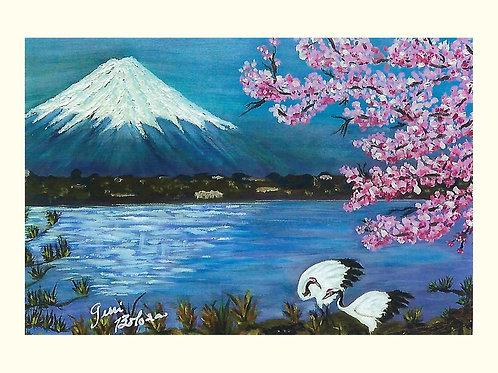 Mt. Fuji Peace