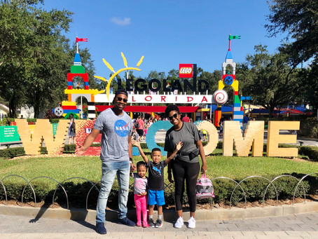 Our LEGOLAND Experience!