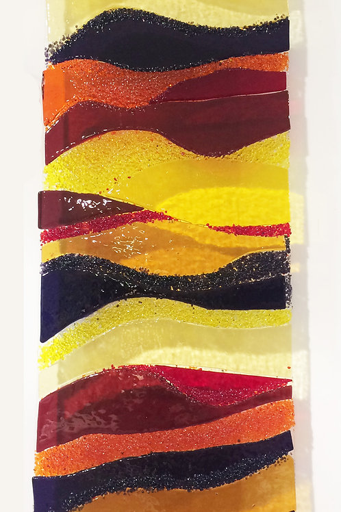 Warm Colours Wall Panel