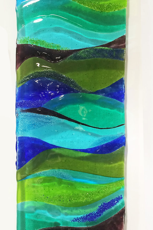 Cool Colours Wall Panel