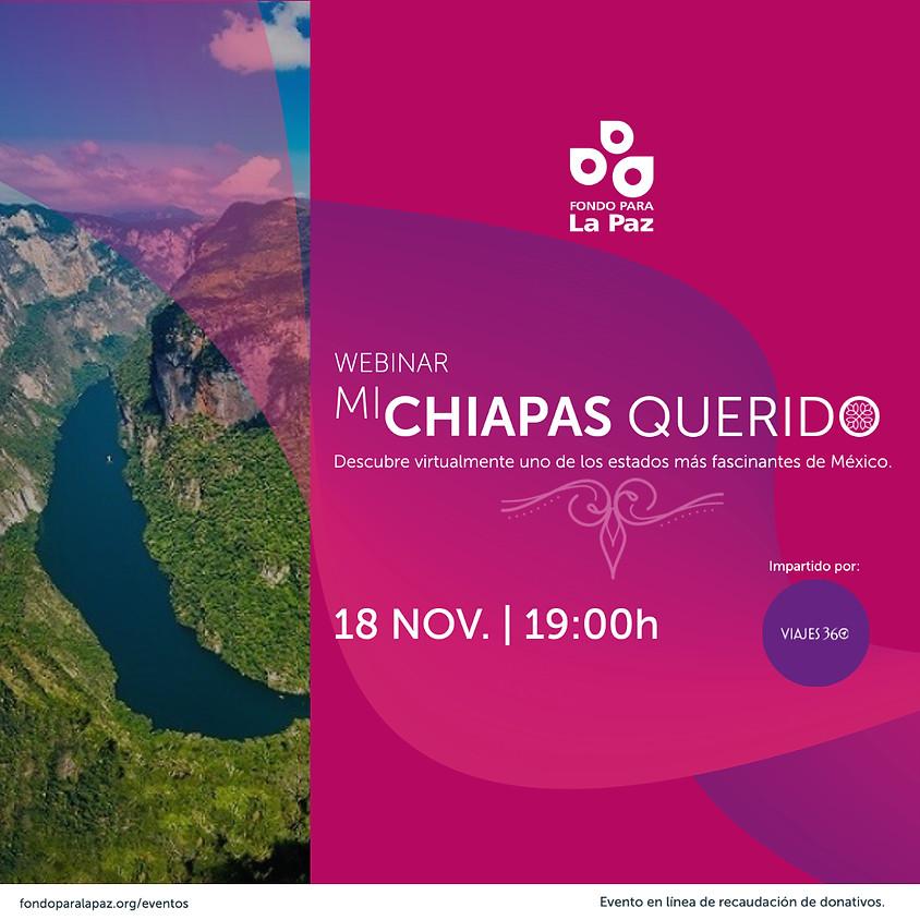 Webinar: Mi Chiapas Querido