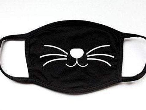 Cute Adorable Meow Cat | Fashion Face Mask