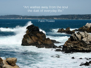 Art Washes Away The Dust