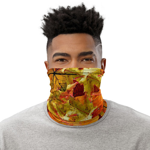 Autumn Leaves - Neck Gaiter