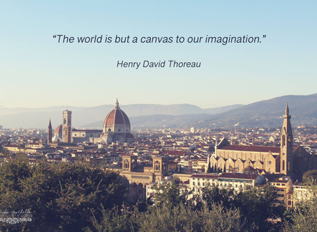 A Canvas to Our Imagination