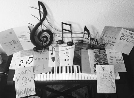 Life as an Elementary School Music Teacher