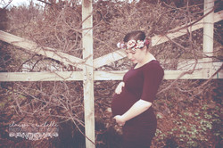 Maternity photography in Montana