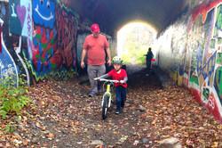 Connor Greewnwood 14 Through the tunnel.JPG