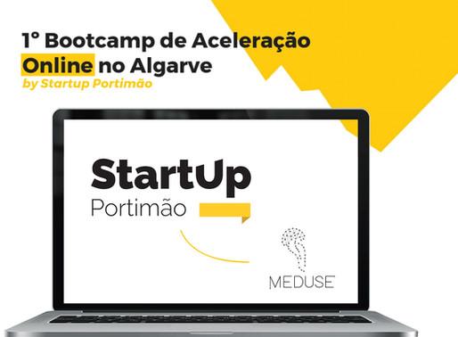 Participação 1º Bootcamp de Aceleração Online do Algarve!