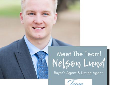 Behind Team Lund Real Estate: Nelson Lund
