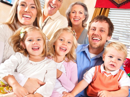 What is a multi-generational house?
