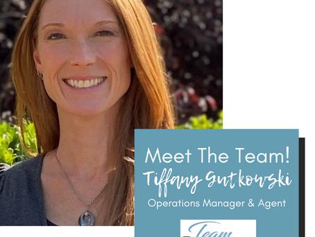 Behind Team Lund Real Estate: Tiffany Gutkowski