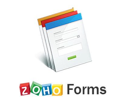 Zoho Forms - An Online Form Builder