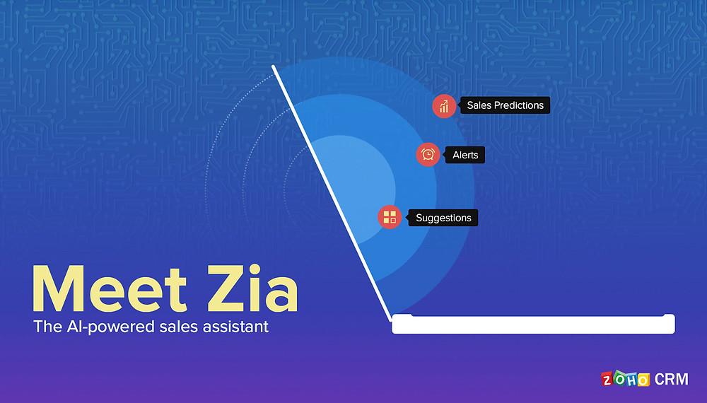 Zoho Zia Image