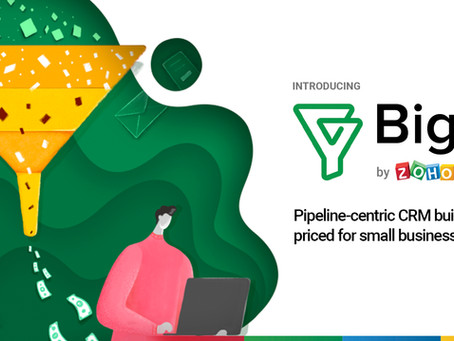 Zoho Bigin - A Customer Pipeline Management Solution