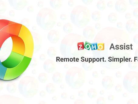 Zoho Assist - An Online Remote Support