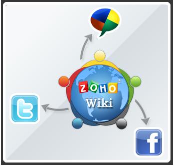 Zoho Wiki - A Web-hosted Wiki Platform