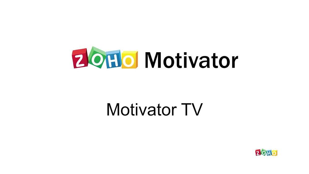 Zoho Notebook Image