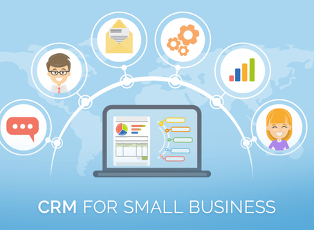 Zoho CRM for Small Businesses!