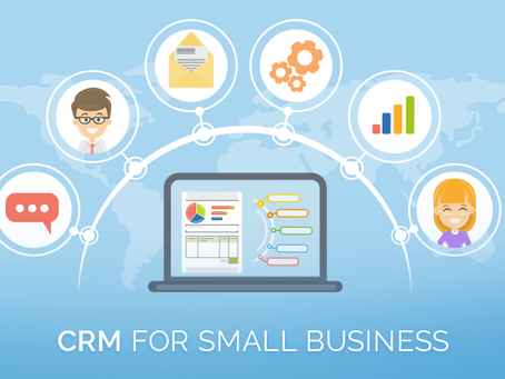 CRM For Small Business !